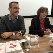 2017 11 Prix Endedis Avec Michèle Cotta