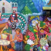 2018 07 Guatemala Fresque