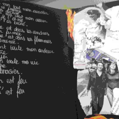 2012 Marque Page création Eleve Monségur