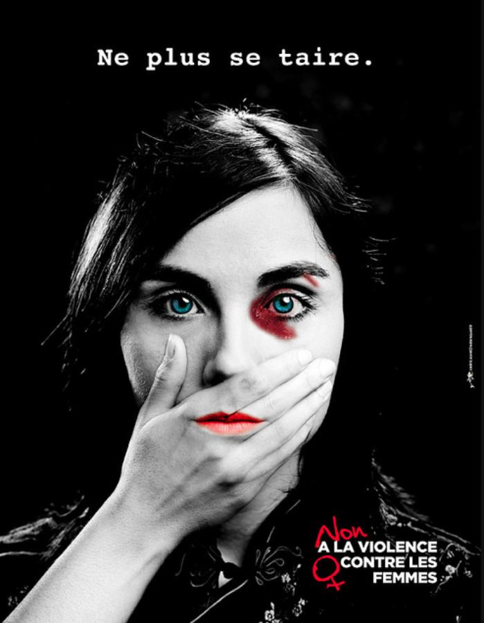 Violence femme cedric sorel