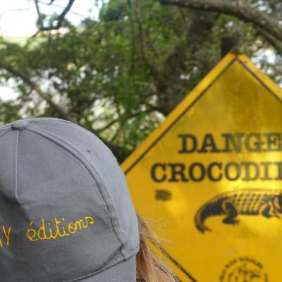 2017 07 Afrique du sud Danger crocodiles