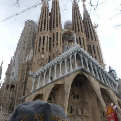 2019 04 sagrada familia Barcelone