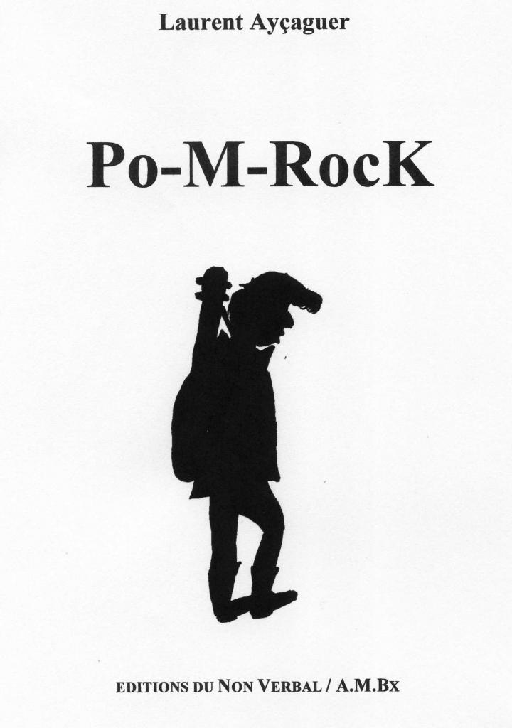 Couverture Po-M-Rock