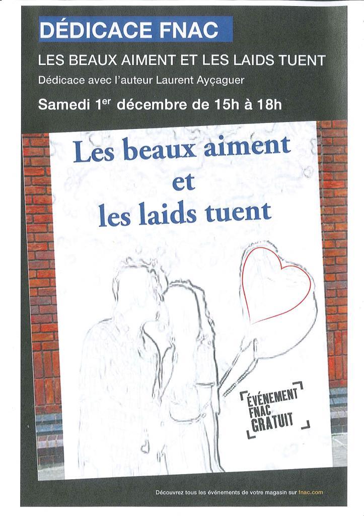 2012 Dédicace FNAC Bordeaux
